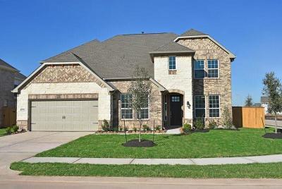 Richmond Single Family Home For Sale: 3031 Calla Lily Trail