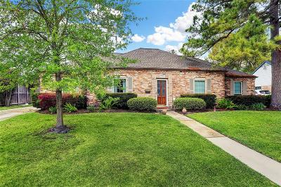 Memorial Single Family Home For Sale: 12630 Trail Hollow Drive