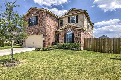 Humble Single Family Home For Sale: 8906 Deerbrook Park Court