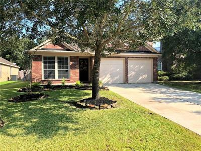 Kingwood Single Family Home For Sale: 26924 Carriage Manor Lane