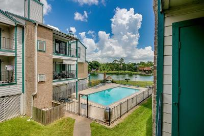 Condo/Townhouse For Sale: 18519 Egret Bay Boulevard #1805