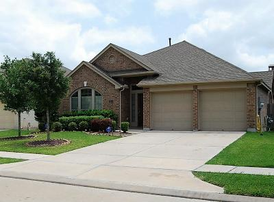 Pearland Single Family Home For Sale: 13414 Moonlit Lake Lane