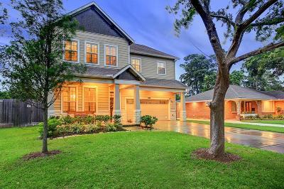 Houston Single Family Home For Sale: 2118 Brimberry Street
