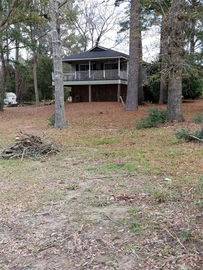 Trinity County Single Family Home For Sale: 544 River Point Way