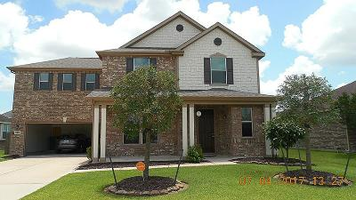 Pearland Rental For Rent: 5812 Village Grove Drive