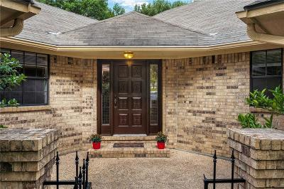 College Station Single Family Home Option Pending: 8600 Topaz Court