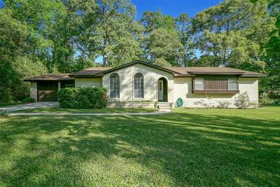 Conroe Single Family Home For Sale: 10815 Royal York Drive
