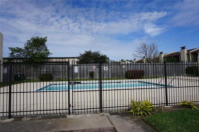 Houston Condo/Townhouse For Sale: 10075 Westpark Drive #17C