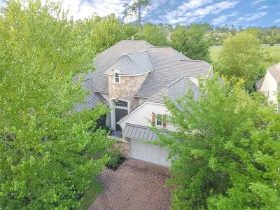 The Woodlands Single Family Home For Sale: 22 Cotillion Court