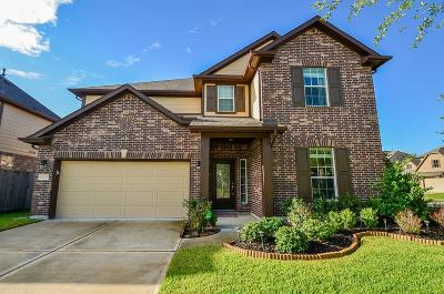 Katy Single Family Home For Sale: 27427 Bentridge Park Lane