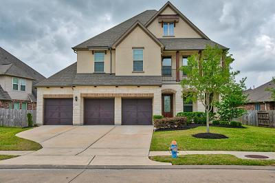 Pearland Single Family Home For Sale: 12202 Cimarron Valley Lane