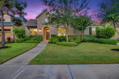 Katy Single Family Home For Sale: 5119 Cinco Falls Drive