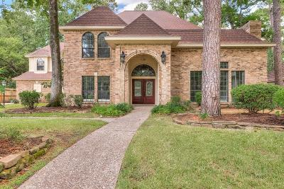 Kingwood Single Family Home For Sale: 2015 Sunshine Point Drive