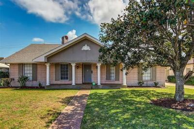 Galveston Single Family Home For Sale: 47 Adler Circle