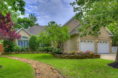 Conroe Single Family Home For Sale: 135 April Waters Drive W