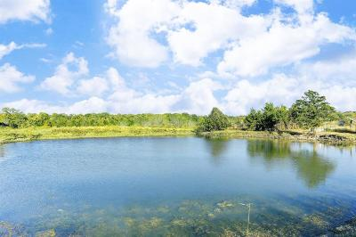 Fayette County Farm & Ranch For Sale: Fm 2145 And Bear Creek Road