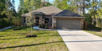 Huffman Single Family Home For Sale: 355 Lakeridge Lane