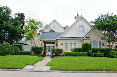 Houston Single Family Home For Sale: 3119 Rosemary Park Lane