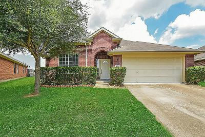 Tomball Single Family Home For Sale: 12282 Noco Drive