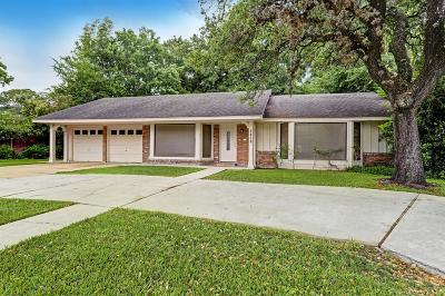 Houston Single Family Home For Sale: 7818 Richmond Avenue