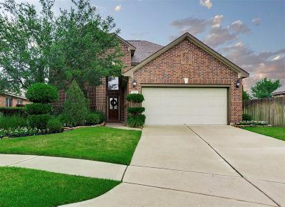 Cypress Single Family Home For Sale: 21738 E Carolina Green Drive