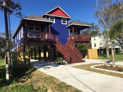 Kemah Multi Family Home For Sale: 223 West 5th
