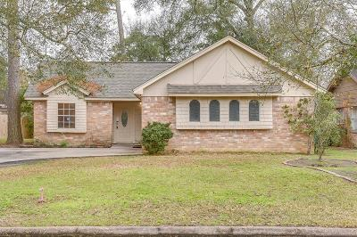 Tomball Single Family Home For Sale: 22831 Wild Moss Street