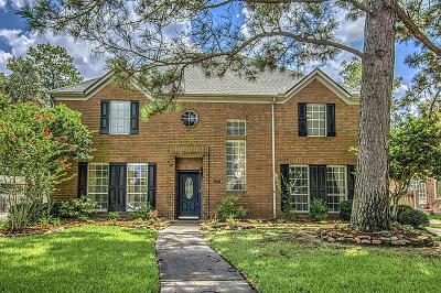 Kingwood Single Family Home For Sale: 4422 Pine Breeze Drive