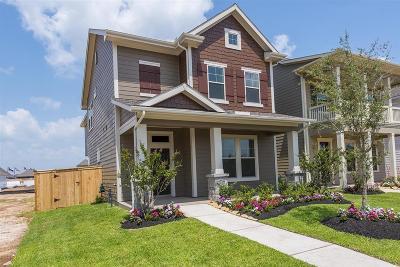 Missouri City Single Family Home For Sale: 6011 Dark Kite Trail