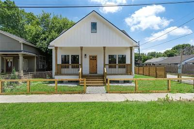 Houston Single Family Home For Sale: 200 Carl Street