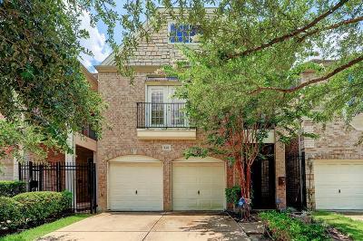 Houston Single Family Home For Sale: 5441 Fairdale Lane