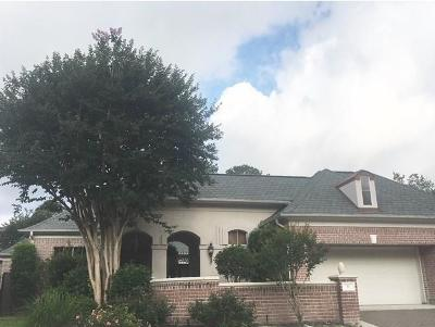 Kingwood Single Family Home For Sale: 31 Links Side Court