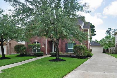 Kingwood Single Family Home For Sale: 7410 Auburn Oak Trl