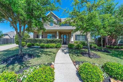 Katy Single Family Home For Sale: 4402 Stanville Drive