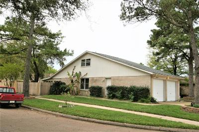 Harris County Single Family Home For Sale: 16507 Moary Firth Drive