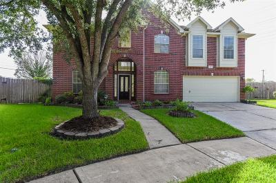 League City Single Family Home For Sale: 310 Arbor Circle