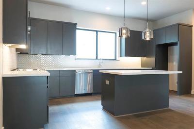 Houston Single Family Home For Sale: 1116 Thompson Street