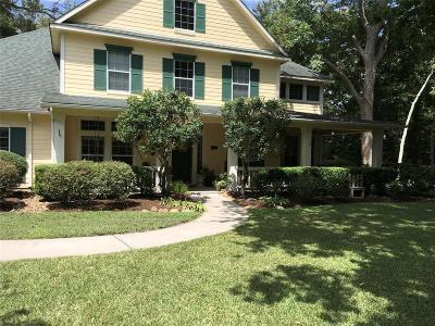Fulshear Single Family Home For Sale: 31510 Fulshear Creek Trail