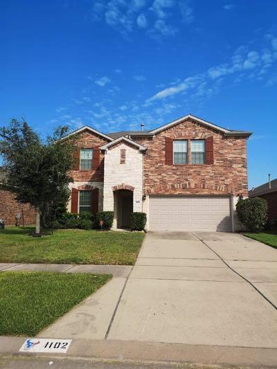 Richmond Single Family Home For Sale: 1102 Larkfield Drive