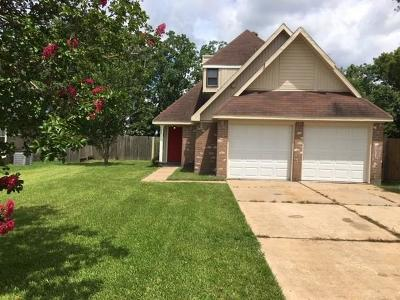League City Single Family Home For Sale: 213 Windward Court