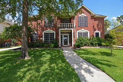 Tomball Single Family Home For Sale: 16106 Lake Grove Forest