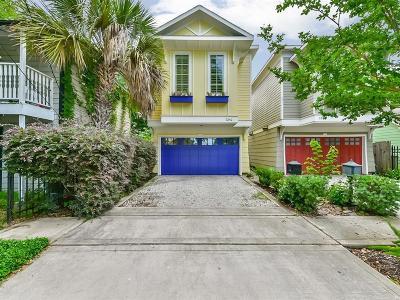 Houston Single Family Home For Sale: 1342 Nashua Street