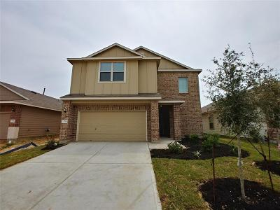 Katy Single Family Home For Sale: 3718 Bright Moon Court
