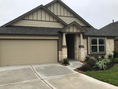 Katy TX Single Family Home For Sale: $209,990