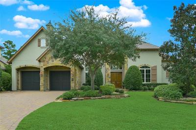 The Woodlands Single Family Home For Sale: 18 Pendleton Park Point