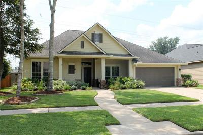 Sugar Land Single Family Home For Sale: 8322 Twining Trail Lane