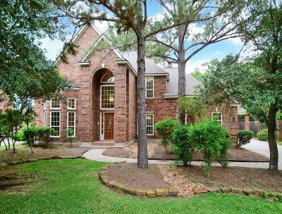 The Woodlands Single Family Home For Sale: 10 Gentlewind Place