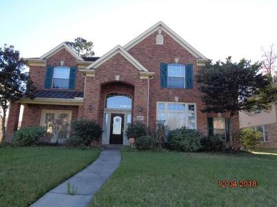 Single Family Home For Sale: 6507 Holden Mills Drive