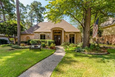 Tomball TX Single Family Home Option Pending: $275,000