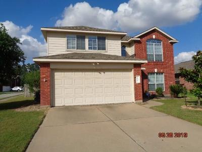 Tomball Single Family Home For Sale: 18338 Melissa Springs Drive